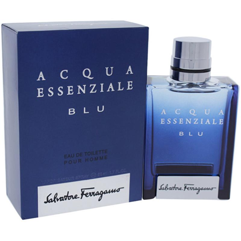 Salvatore Ferragamo Acqua Essenziale Blu - toaletní voda M Objem: 50 ml