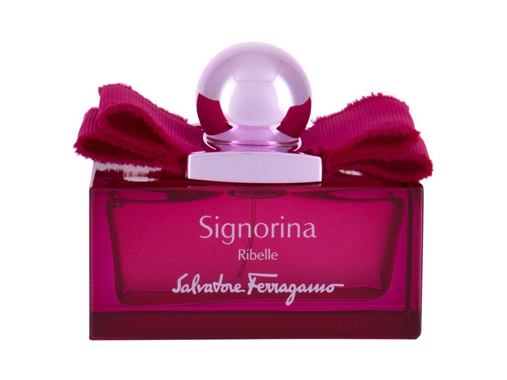 Salvatore Ferragamo Signorina Ribelle - parfémová voda W Objem: 50 ml