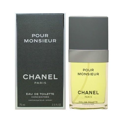 Chanel Pour Monsieur Concentree - toaletní voda M Objem: 100 ml
