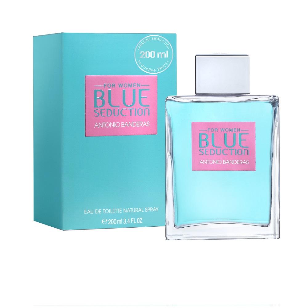 Antonio Banderas Blue Seduction for Women - toaletní voda W Objem: 80 ml