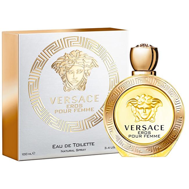 Levně Versace Eros Pour Femme - EDT TESTER W Objem: 100 ml