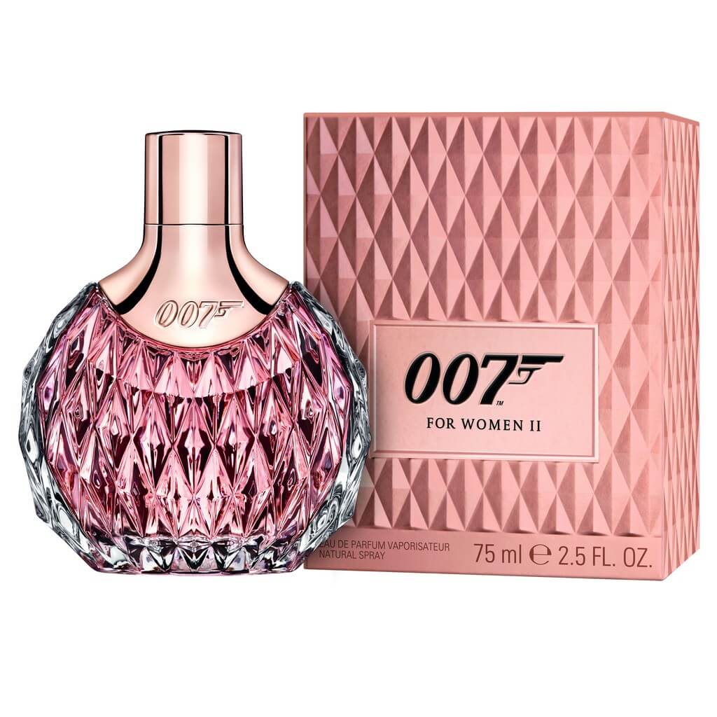 James Bond James Bond 007 for Women II - parfémová voda W Objem: 30 ml