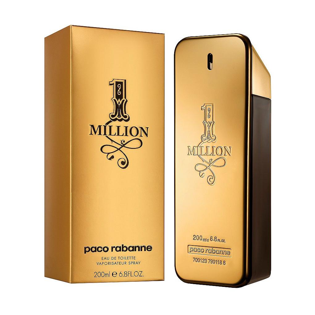 Paco Rabanne 1 Million - toaletní voda M Objem: 200 ml