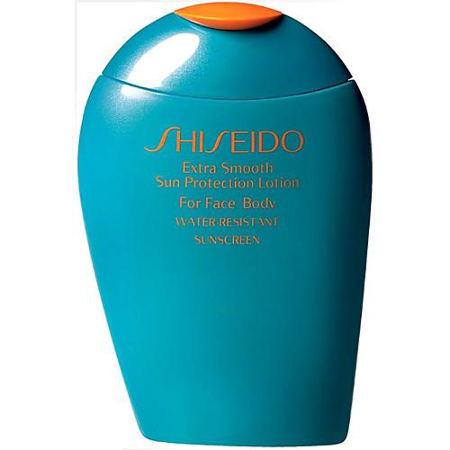Shiseido KOSMETIKA 15 Sun Protection Lotion SPF15 - opalovací krém W Objem: 150 ml