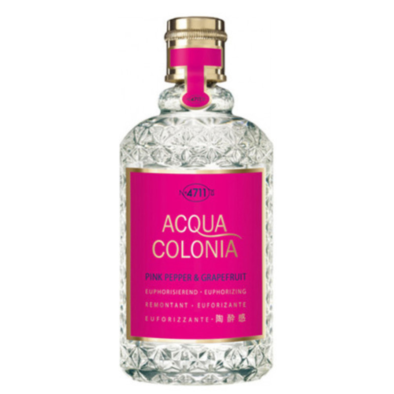 4711 Acqua Colonia Pink Pepper & Grapefruit - kolínská voda Objem: 170 ml