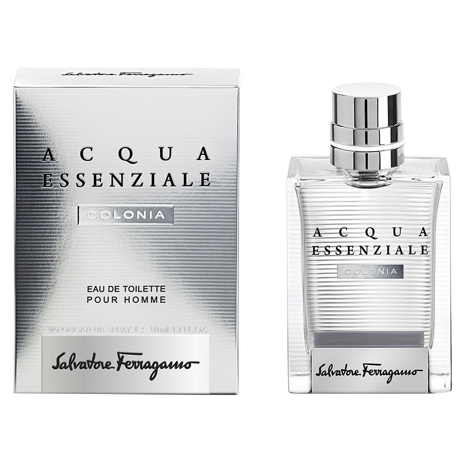 Salvatore Ferragamo Acqua Essenziale Colonia - Toaletní voda M Objem: 100 ml