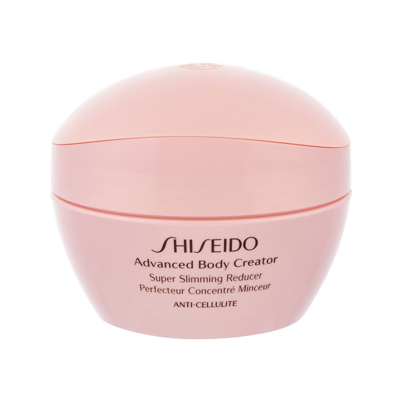 Shiseido KOSMETIKA Advanced Body Creator Super Slimming Reducer - proti celulitidě a striím W Objem: