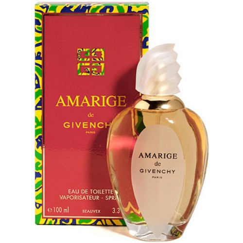 Givenchy Amarige - toaletní voda W Objem: 100 ml