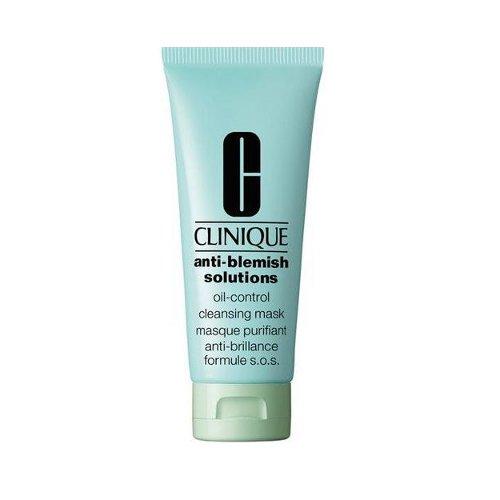 Clinique KOSMETIKA Anti Blemish Solutions - (Cleansing Mask) čistící pleťová maska W Objem: 100 ml