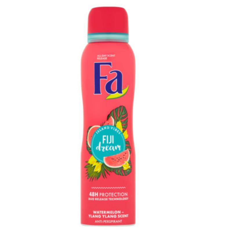 Fa Antiperspirant ve spreji Island Vibes Fiji Dream - (Anti-Perspirant) W Objem: 150 ml