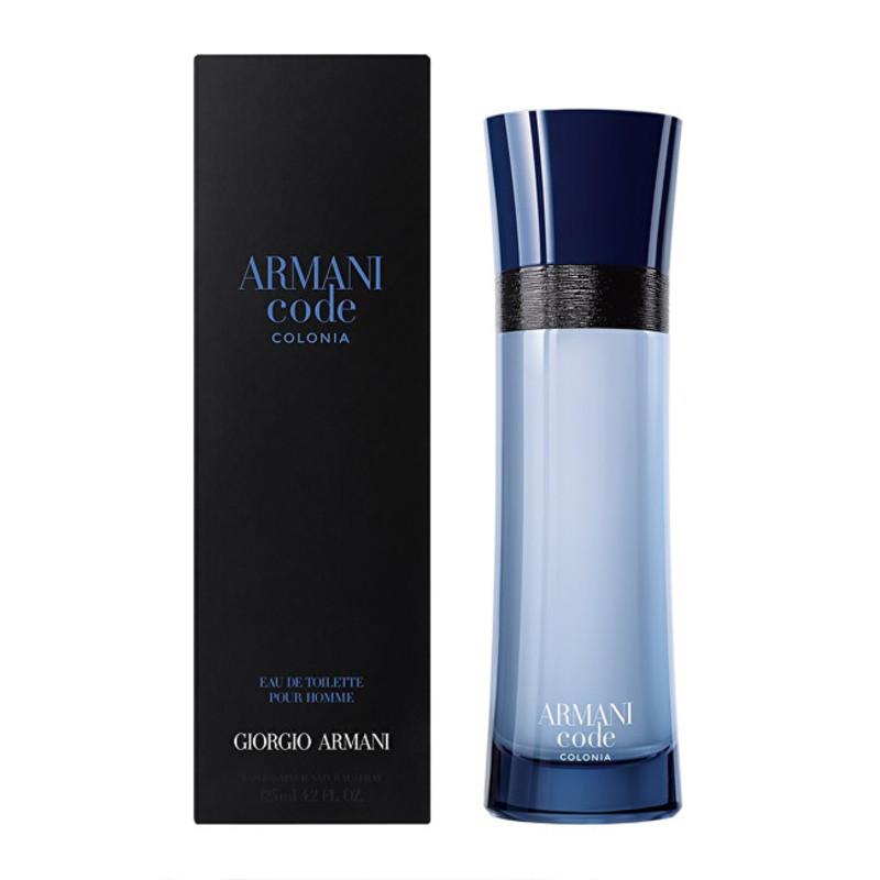 Giorgio Armani Armani Code Colonia - toaletní voda M Objem: 125 ml