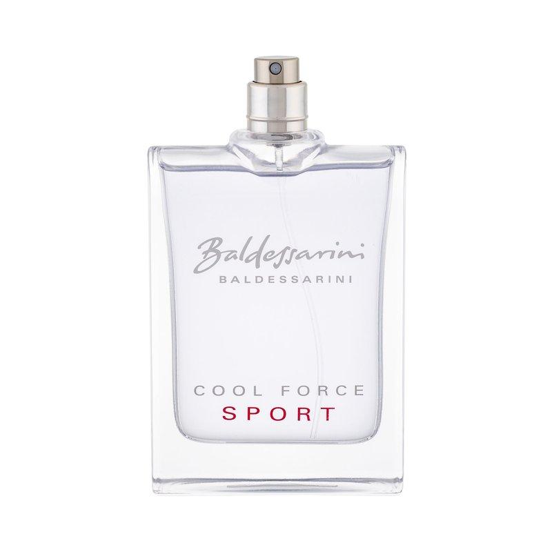 Hugo Boss Baldessarini Cool Force Sport - (TESTER) toaletní voda M Objem: 90 ml