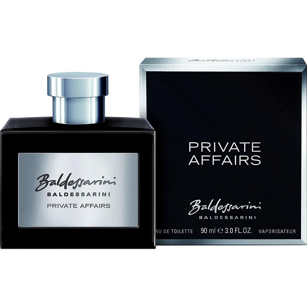 Hugo Boss Baldessarini Private Affairs - toaletní voda M Objem: 50 ml