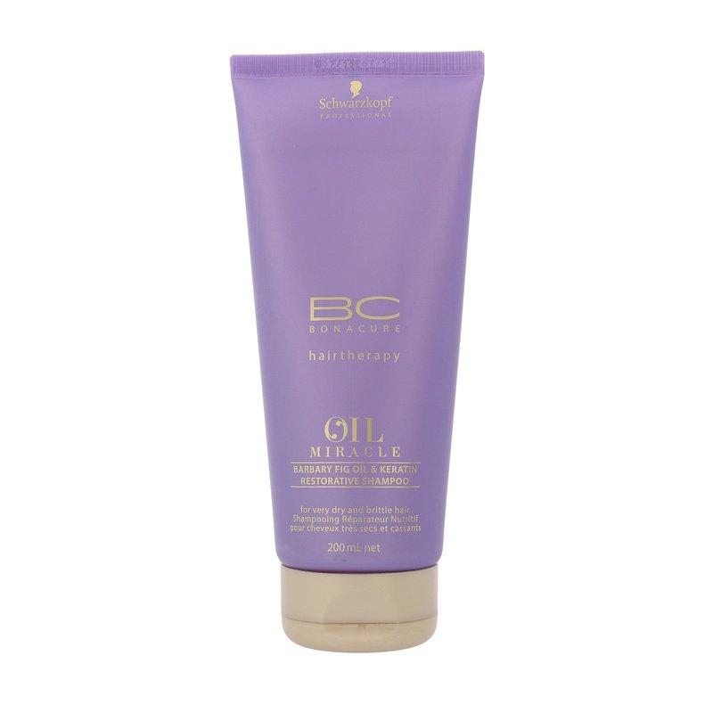 Levně Schwarzkopf BC Bonacure Oil Miracle Barbary Fig Oil - Šampon W Objem: 200 ml
