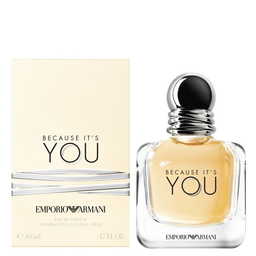 Giorgio Armani Because It´s You - parfémová voda W Objem: 30 ml