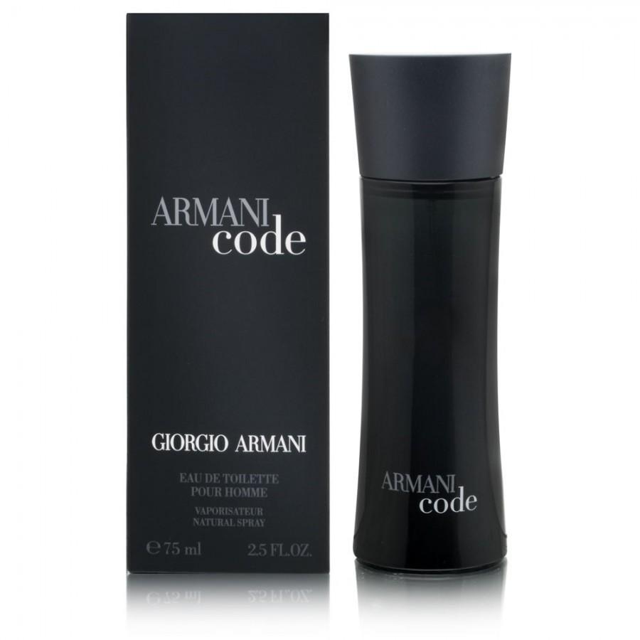 Giorgio Armani Black Code - toaletní voda M Objem: 50 ml