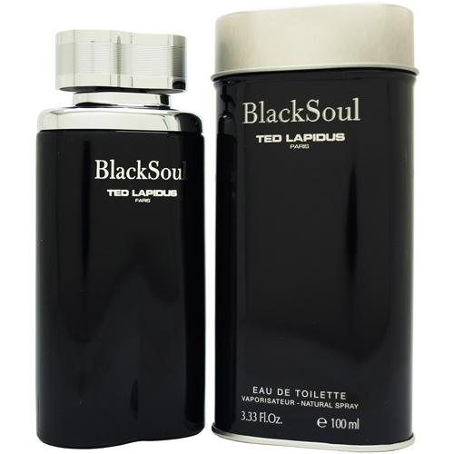 Ted Lapidus Black Soul - toaletní voda Objem: 100 ml