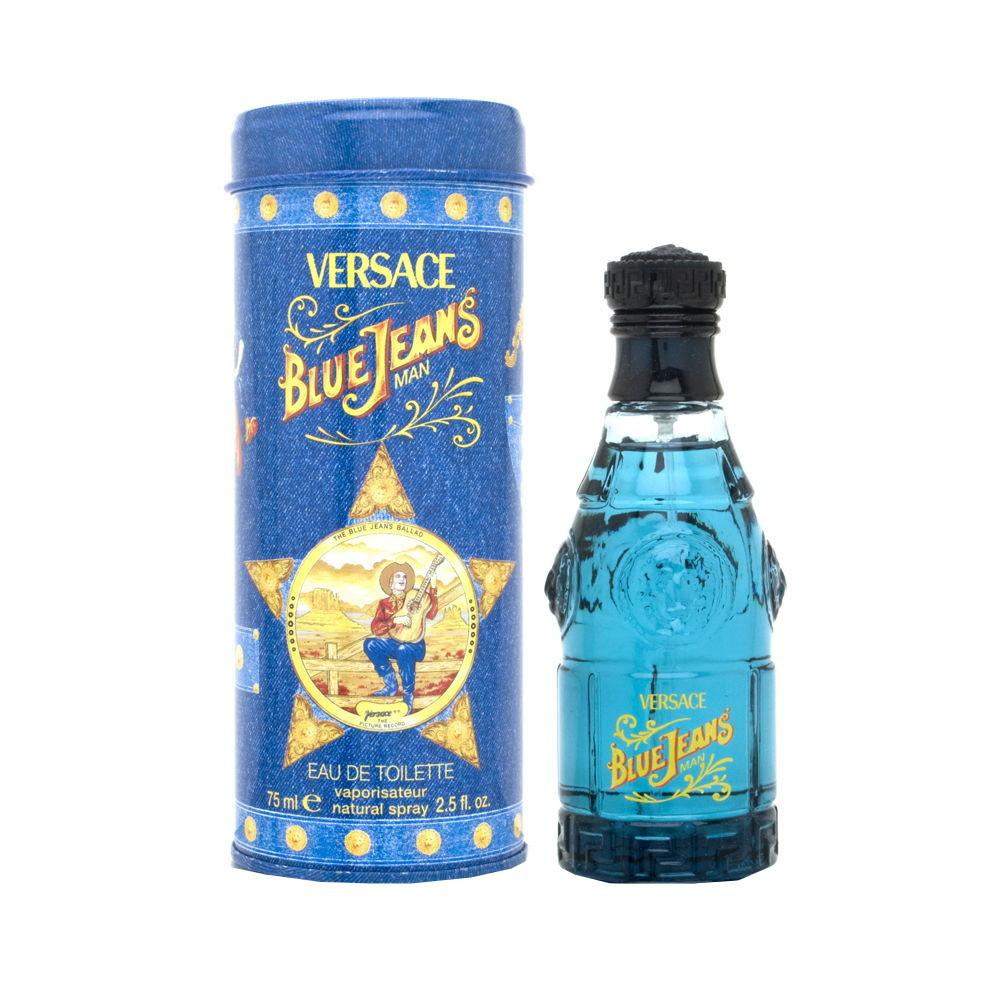 Versace Blue Jeans - toaletní voda M Objem: 75 ml