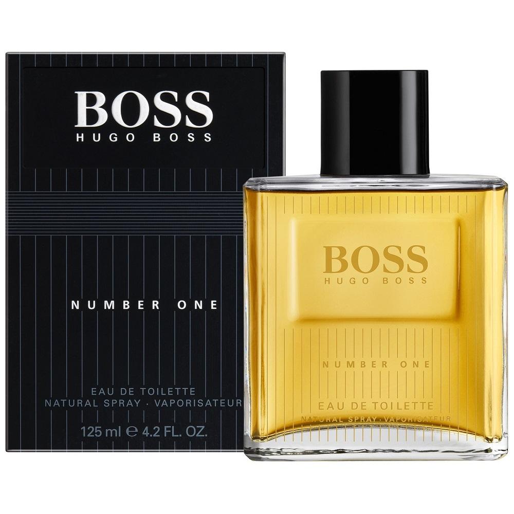 Hugo Boss Boss No.1 - toaletní voda M Objem: 125 ml