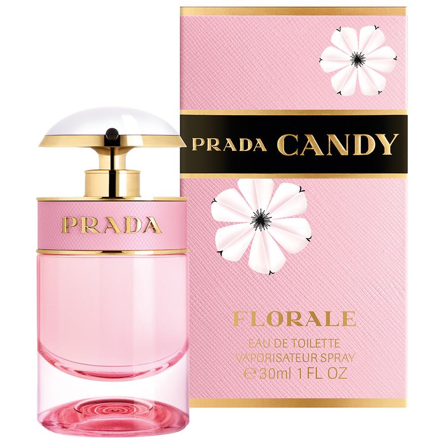 Prada Candy Florale - toaletní voda W Objem: 30 ml
