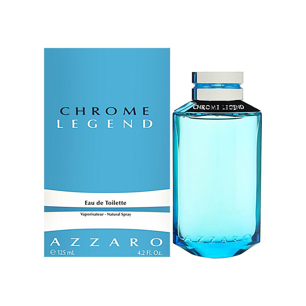 Azzaro Chrome Legend - toaletní voda M Objem: 125 ml