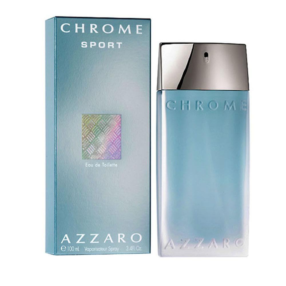 Azzaro Chrome Sport - toaletní voda M Objem: 100 ml