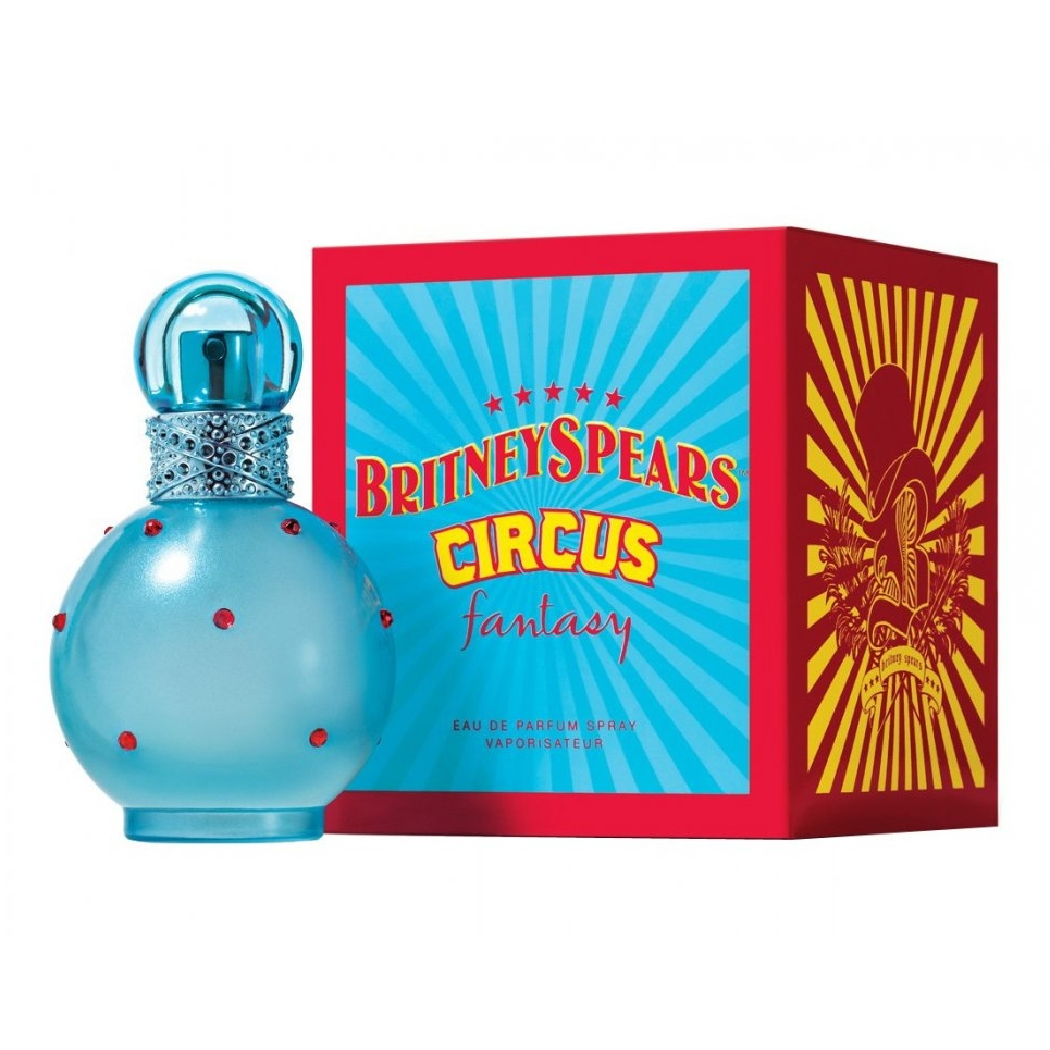 Britney Spears Circus Fantasy - parfémová voda W Objem: 100 ml