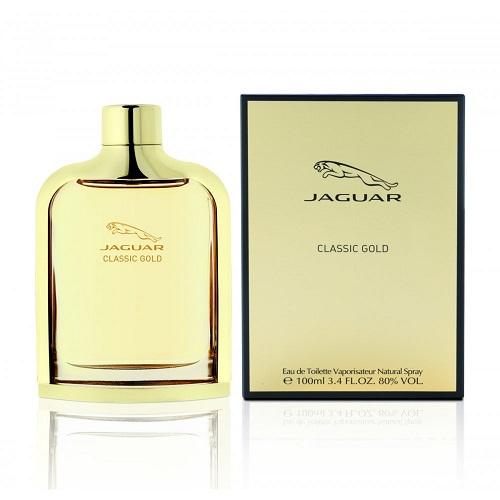 Jaguar Classic Gold - toaletní voda M Objem: 100 ml