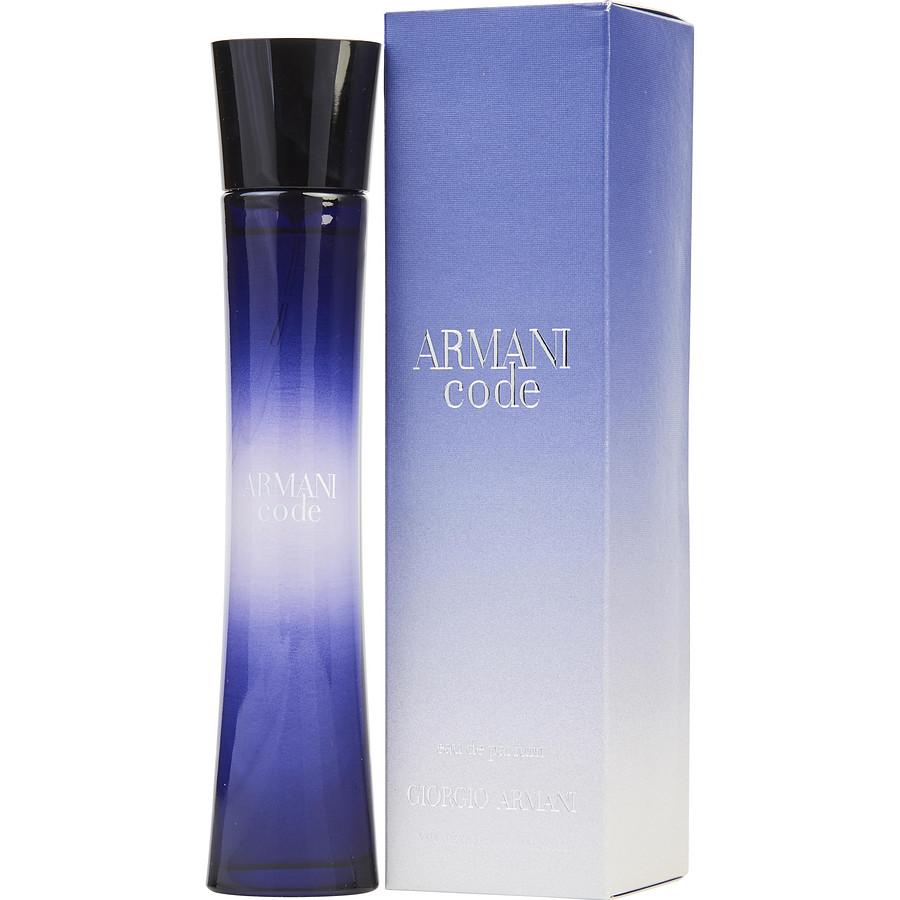 Giorgio Armani Code - parfémová voda W Objem: 50 ml