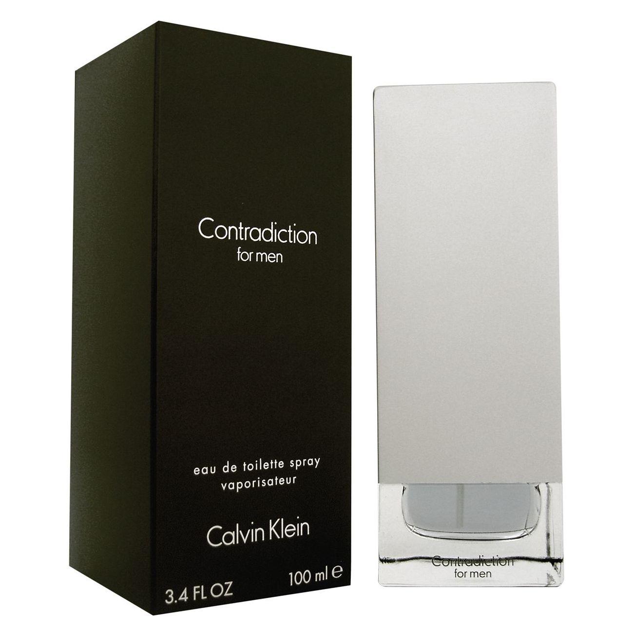 Calvin Klein Contradiction for Men - toaletní voda M Objem: 100 ml