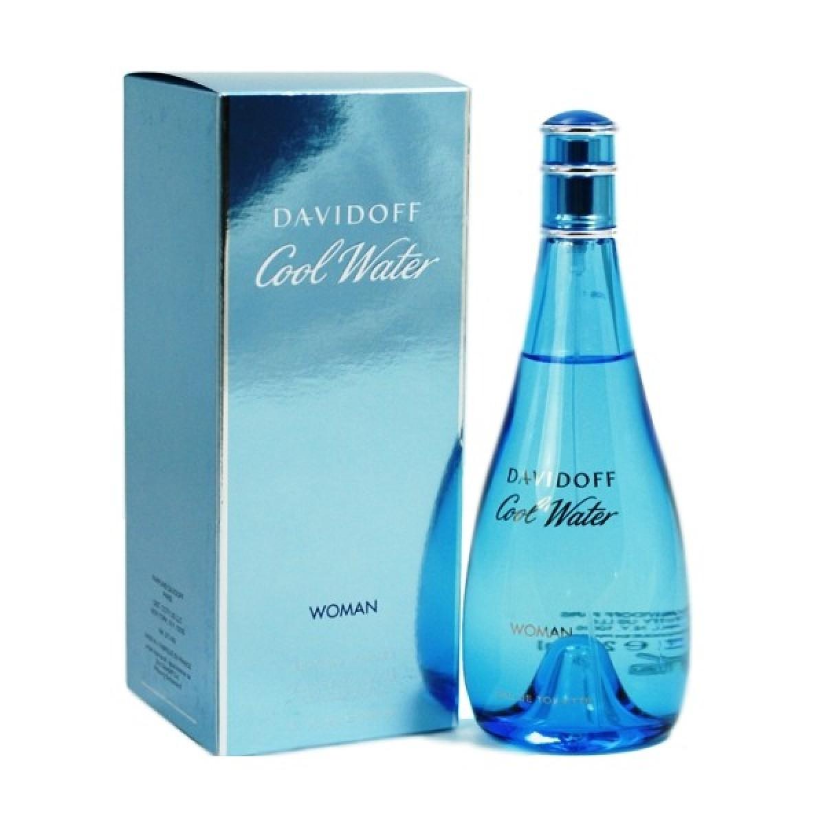 Davidoff Cool Water Woman - toaletní voda W Objem: 50 ml