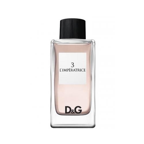Dolce & Gabbana D&G Anthology L´Imperatrice 3 - (TESTER) toaletní voda W Objem: 100 ml