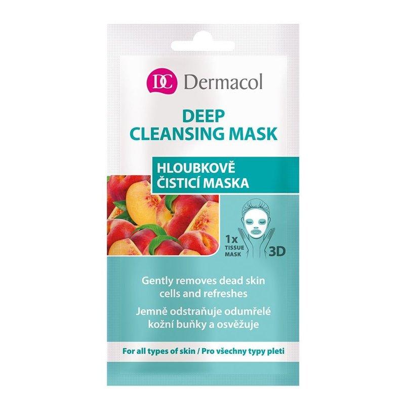 Dermacol Deep Cleansing Mask - pleťová maska W Objem: 15 ml