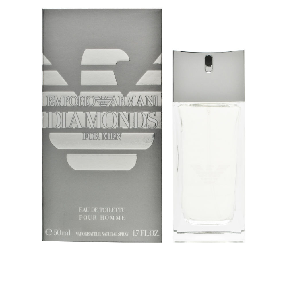 Giorgio Armani Diamonds for Men - toaletní voda M Objem: 50 ml