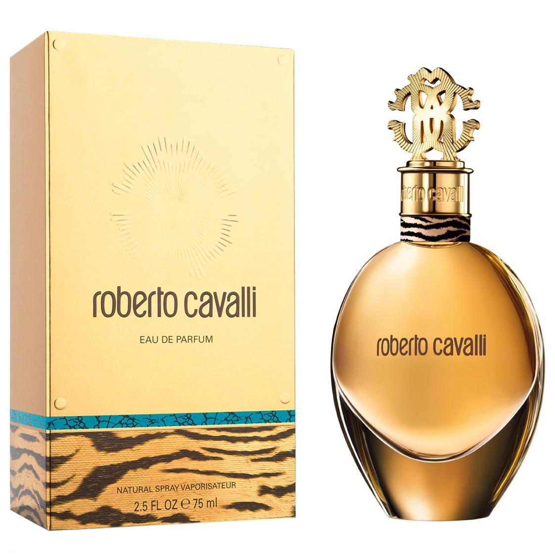 Roberto Cavalli Eau de Parfum - parfémová voda W Objem: 30 ml