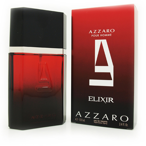 Azzaro Elixir pour Homme - toaletní voda M Objem: 100 ml