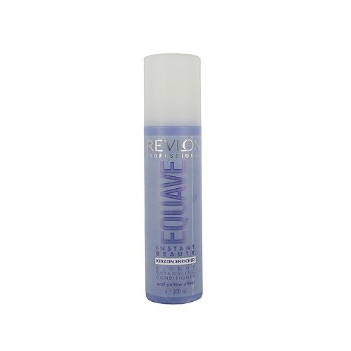 Revlon Equave Blonde Detangling Conditioner - kondicioner W Objem: 200 ml
