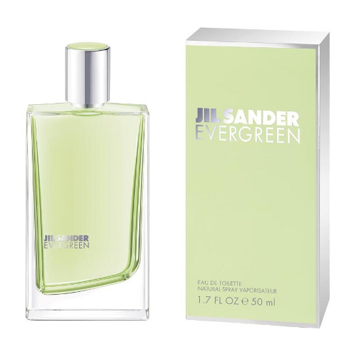 Jil Sander Evergreen - toaletní voda Objem: 30 ml