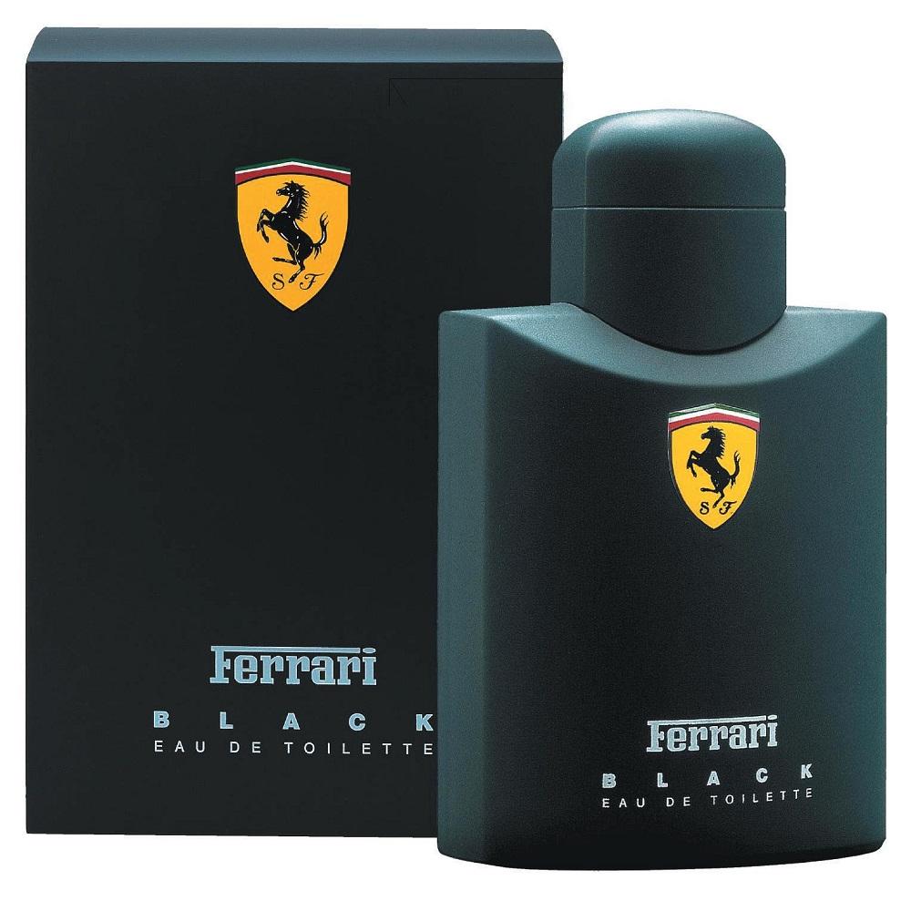 Ferrari Ferrari Scuderia Black - toaletní voda M Objem: 125 ml