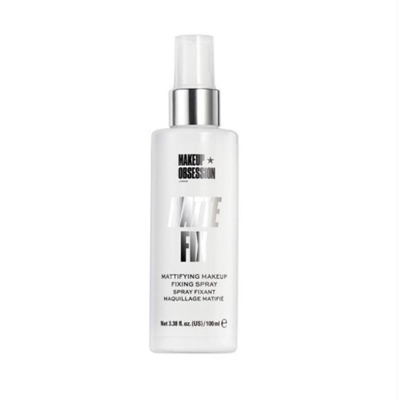 Revolution Fixační sprej na make-up Matte Fix - (Make-Up Fixing Spray) W Objem: 100 ml