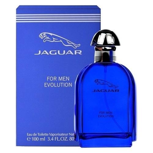Jaguar For Men Evolution - toaletní voda M Objem: 100 ml