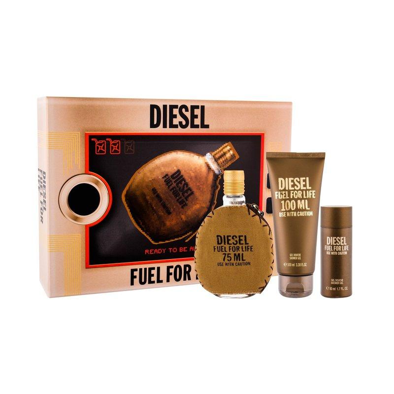 Diesel Fuel For Life Homme - toaletní voda Objem: 75 ml