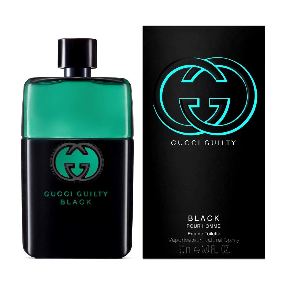 Gucci Guilty Black Pour Homme - toaletní voda M Objem: 90 ml