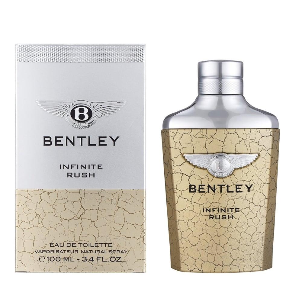 Bentley Infinite Rush - toaletní voda M Objem: 100 ml