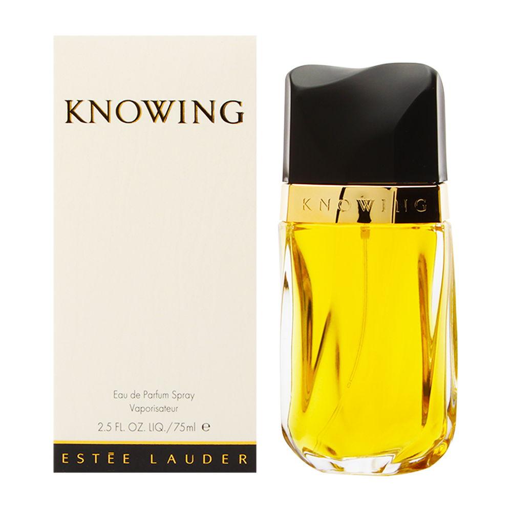 Estée Lauder Knowing - parfémová voda W Objem: 75 ml