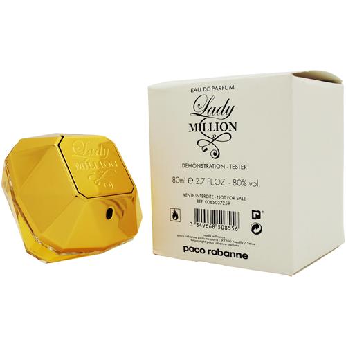 Paco Rabanne Lady Million - (TESTER) parfémová voda W Objem: 80 ml