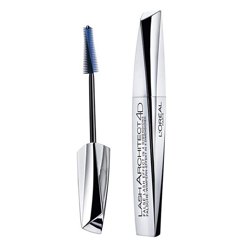 LOREAL Lash Architect 4D Mascara Black - řasenka W Objem: 10,5 ml