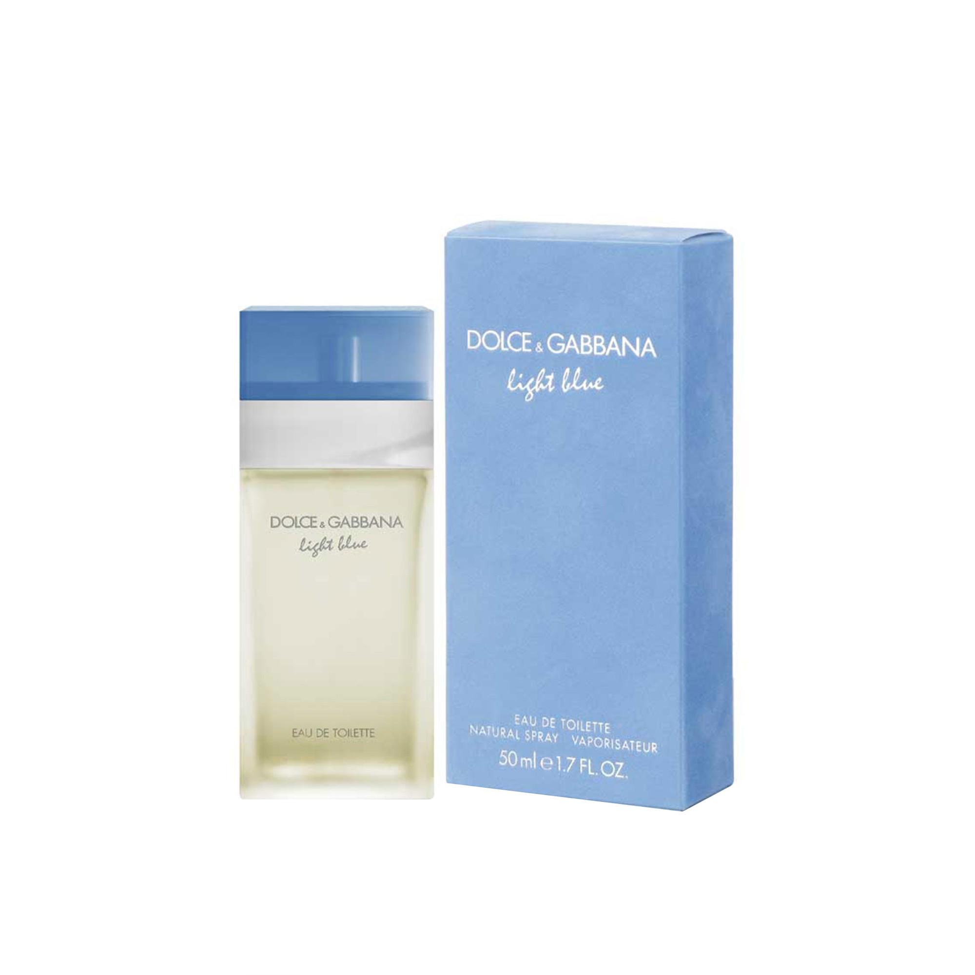 Dolce & Gabbana Light Blue - toaletní voda W Objem: 50 ml