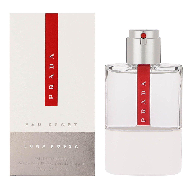 Prada Luna Rossa Eau Sport - toaletní voda M Objem: 75 ml