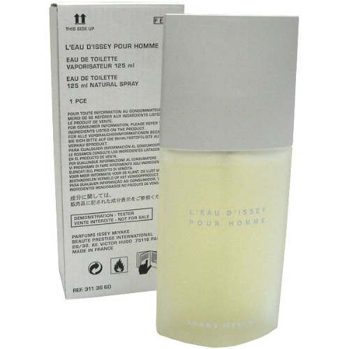 Issey Miyake L`Eau D`Issey pour Homme - (TESTER) toaletní voda M Objem: 125 ml